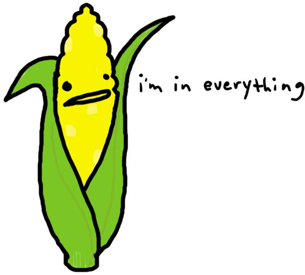 corn is in everything