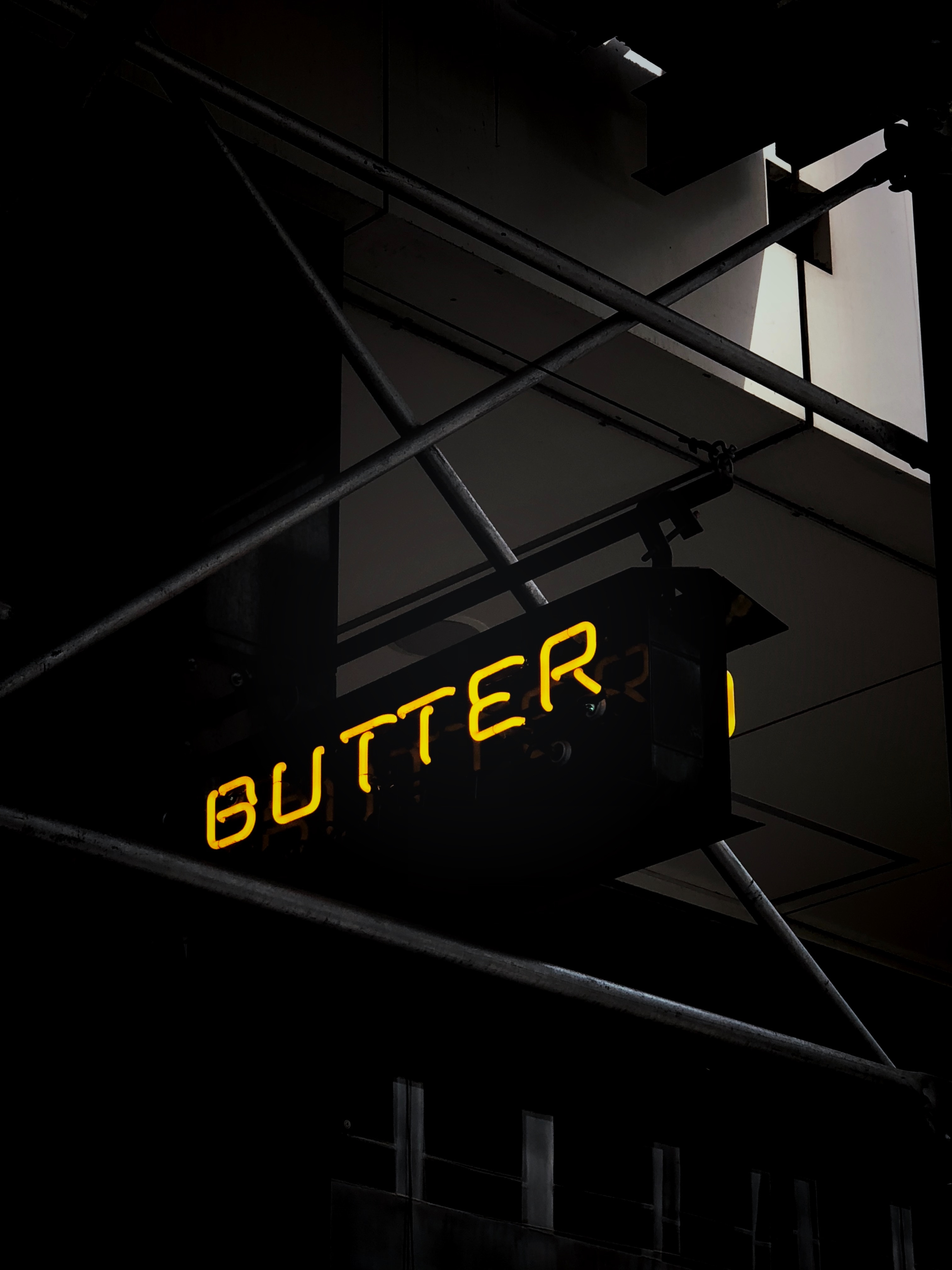 butter is not bad
